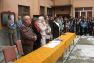 Festivitatea de deschidere a anului şcolar 2013-2014