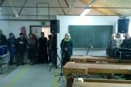 """Inaugurare """"Atelier şcoală""""-prelucrarea lemnului"""