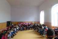 Proiect EVRICA -  15 noiembrie 2013
