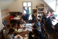 Proiectul INCIPIT pentru elevii din Rupea