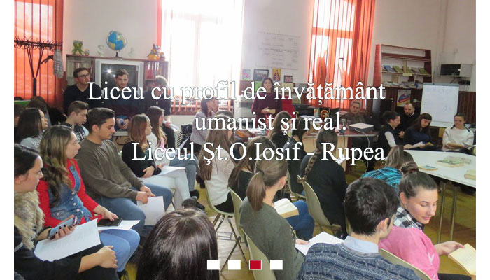 Liceul St.O.Iosif Rupea