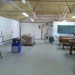 Inaugurare Atelier şcoală-prelucrarea lemnului