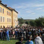 Deschiderea anului şcolar 2014-2015
