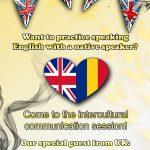 Sesiune interculturală de comunicări - 10 Mai 2018